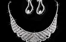 Серебряный кристалл, Ювелирный набор