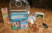 Клетка для небольших птиц