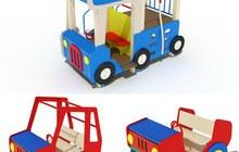 Машинки для детской площадки купить в Волгограде