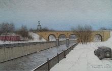 Купить картины современных Российских художников