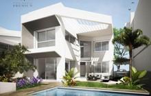 Недвижимость в Испании, Новые виллы рядом с пляжем от застройщика в Торревьеха