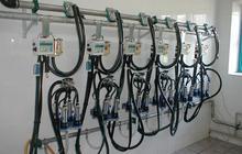 Молокопровод, оборудование для молока, доильные установки