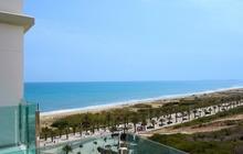 Недвижимость в Испании, Новая квартира на первой линии пляжа в Лос Ареналес дель Соль