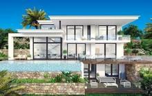 Недвижимость в Испании, Новая вилла в Морайра,Коста Бланка,Испания