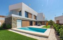 Недвижимость в Испании, Новые виллы в Бенидорм