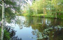 Предложение: купить участок под застройку на берегу реки