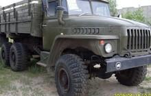 Грузовой автомобиль Урал 4320 бортовой
