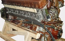 Дизельный двигатель А-650 с хранения, для АТС-59, ТМ-96