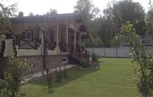 Продаётся 2-х этажный дом из бруса в стиле Шале площадью 337 м2, МО, ГО Истра, пос, Северный