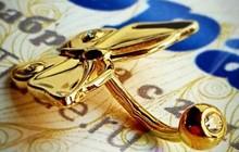 Серьги и пирсинг из золота, платины и серебра на заказ