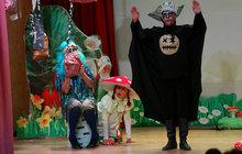 Детский спектакль Портфель для Бабы Яги
