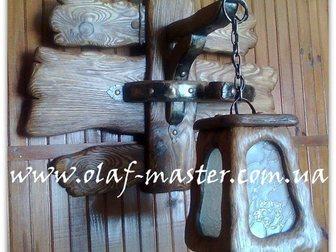 Смотреть изображение Производство мебели на заказ Деревянная мебель под старину для кафе, баров, ресторанов,гостиниц, домов отдыха 21994820 в Москве