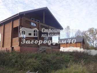 Смотреть фото Загородные дома Дом по Калужскому шоссе 26807565 в Москве