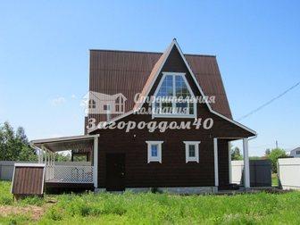 Уникальное фото Продажа домов Дом, дача в Подмосковье Калужское шоссе 65км 28979327 в Москве