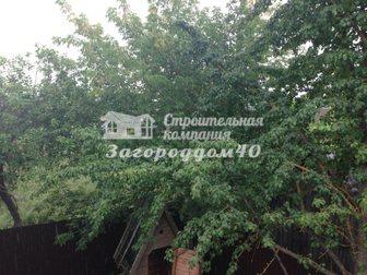 Просмотреть фотографию Загородные дома Загородный коттедж на участке 15 соток Калужское шоссе 28979524 в Москве