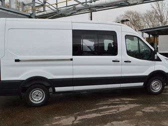 Смотреть изображение Грузовые автомобили Грузопассажирский микроавтобус Форд Транзит 9 мест 29243021 в Москве