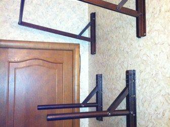 Скачать фото Спортивный инвентарь Брусья настенные складные от производителя 32297937 в Москве