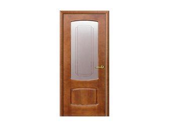 Смотреть фотографию Отделочные материалы Межкомнатная дверь Valdo, 810 по, Ст, 5, шпон мербау, 32299244 в Москве