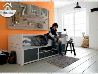 Скачать бесплатно фото Мебель для детей Качественная детская мебель из дерева, 32330444 в Москве