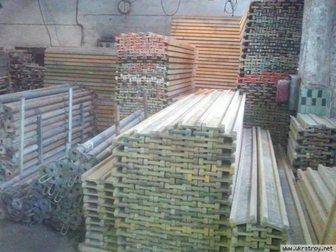 Просмотреть фото Строительные материалы Выкупаем б, у опалубку перекрытий Сталформ 32366492 в Москве