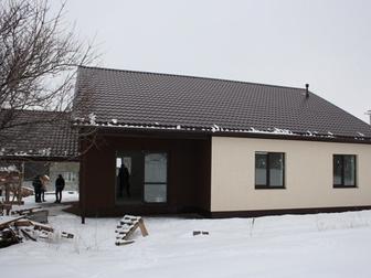Свежее фотографию Продажа домов Продам 1-этажный коттедж 119 м2 (кирпич) на участке 15 соток, п, Таврово 32401586 в Белгороде