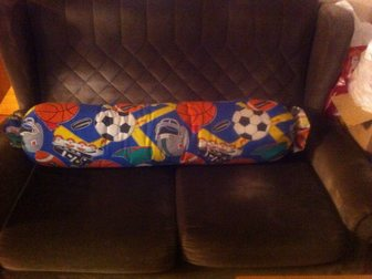 Просмотреть фотографию Разное Новая подушка-банан, Турция 32402637 в Москве