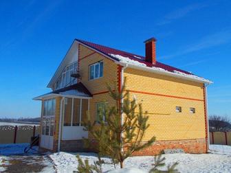 Смотреть foto  Продам коттедж 133 м2 на участке 23 сотки, г, Белгород, пос, Игуменка 32408934 в Белгороде