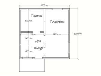 Скачать изображение  Строительство домов, бань и хоз, построек, 32448027 в Рязани