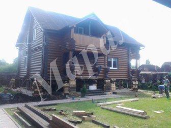 Скачать бесплатно фотографию  Затопило дом? Компания Марал выполнит подъем вашего дома 32518334 в Москве