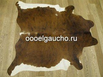 Увидеть фотографию Ковры, ковровые покрытия Шкуры коров и ковры из шкур, недорого 32554883 в Москве