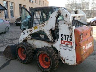 Скачать фото  Bobcat S175, 2006 г, в наработка 3000 32586073 в Москве
