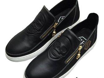 Свежее foto Мужская обувь Туфли Philipp plein 32605042 в Москве