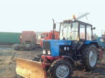 Свежее фотографию Трактор Продам трактор МТЗ-82, 1 б/у 2011 г, в, 32634548 в Москве