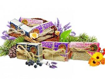 Свежее фото Товары для здоровья Натуральное мыло ручной работы (39 видов), Опт, розница 32641781 в Москве