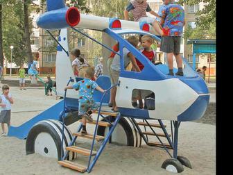 Скачать бесплатно фото Спортивный инвентарь детские игровые площадки 32645247 в Москве