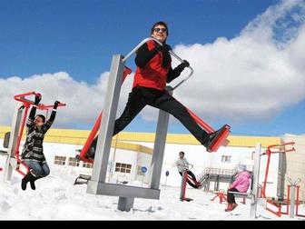 Увидеть фотографию Детские игрушки малые архитектурные формы, парковая мебель, детские площадки, спортивные площадки 32645313 в Москве