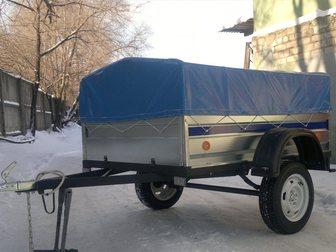 Смотреть фото Прицепы для легковых авто Престиж-170 32657507 в Москве