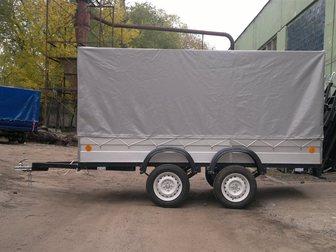 Новое фотографию Прицепы для легковых авто Престиж-170 32657507 в Москве