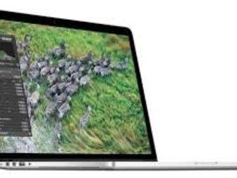 Увидеть фотографию Ноутбуки Apple MacBook Pro 15 с Retina Display для ноутбука Новый оригинальный, 32669716 в Москве