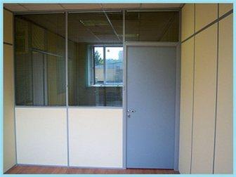 Новое фото Другие строительные услуги Монтаж, демонтаж офисных перегородок 32677404 в Москве