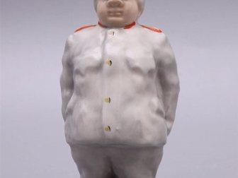 Свежее изображение Антиквариат Фигурка Бравый солдат Швейк, ЛЗФИ 32740379 в Москве