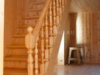 Увидеть изображение Продажа домов Коттедж, 220 м2, на участке 5 сот, , д, Русино 32742943 в Москве