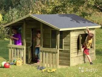 Скачать бесплатно foto  детский домик 32751009 в Энгельсе