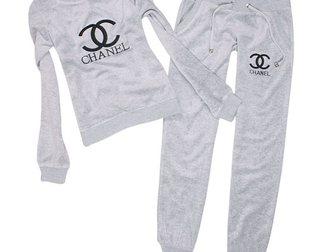 Просмотреть изображение Спортивная одежда Женский спортивный костюм от Chanel 32766288 в Москве
