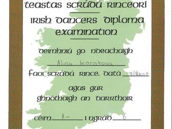 Смотреть фотографию  Школа ирландского танца Guilty Kilt: научим танцевать ирландские танцы на соревновательном уровне за 30 дней абсолютно любого! 32770890 в Москве
