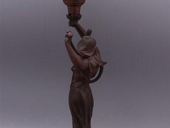 Смотреть фото  Керосиновая лампа, Европа, начало 20 века 32853702 в Москве