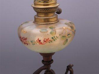 Скачать foto  Керосиновая лампа, Европа, начало 20 века 32853702 в Москве