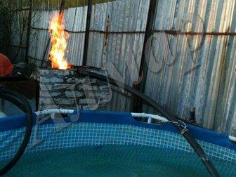 Скачать foto Другие строительные услуги Спиральный дровяной водонагреватель для бассейна 32983285 в Москве
