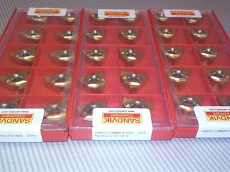 Увидеть фото  Резьбовые пластины Sandvik 33046775 в Перми