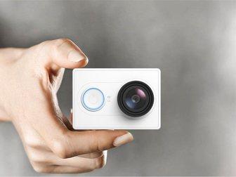 Смотреть фото  Экшн камера Xiaomi Yi Basic Edition! Оригинал! 33104989 в Москве